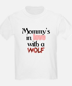 Cute Team jacob kids T-Shirt