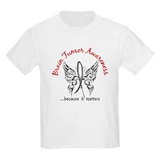 Brain Tumor Butterfly 6.1 T-Shirt