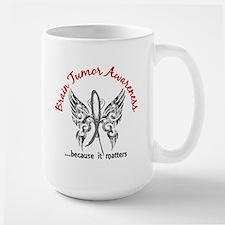 Brain Tumor Butterfly 6.1 Mug