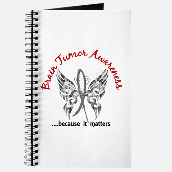 Brain Tumor Butterfly 6.1 Journal