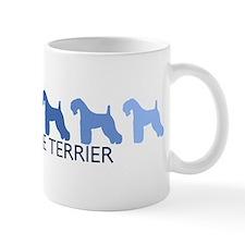 Kerry Blue Terrier (blue colo Mug