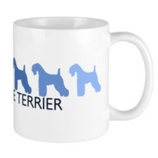 Kerry Blue Terrier (blue colo Small Mug