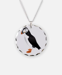Little Puffin Necklace