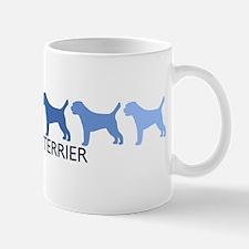 Border Terrier (blue color sp Mug