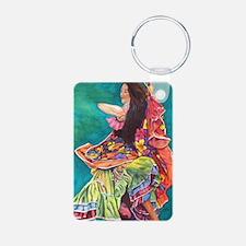Gypsy Dancer Keychains