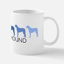 Irish Wolfhound (blue color s Mug