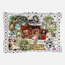 Wonderland Pillow Case