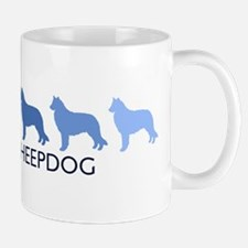 Belgian Sheepdog (blue color  Mug