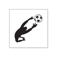 Goalie Sticker