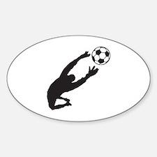 Goalie Decal