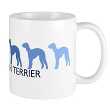 Bedlington Terrier (blue colo Coffee Mug