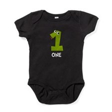 Cool Cute anime Baby Bodysuit