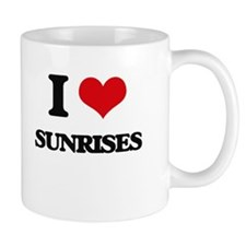 I love Sunrises Mugs