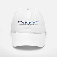 Greater Swiss Mountain Dog (b Baseball Baseball Cap