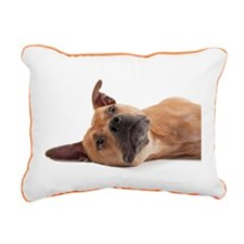 Hector Rectangular Canvas Pillow