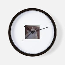 British Shorthair cat Wall Clock