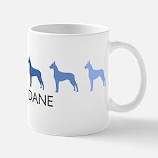 Great Dane (blue color spectr Mug