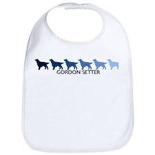 Gordon Setter (blue color spe Bib
