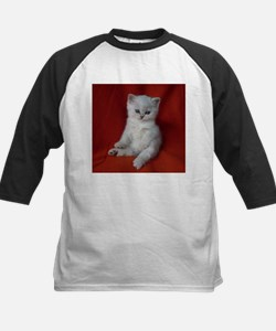 British Shorthair kitten Baseball Jersey