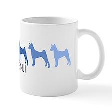 Basenji (blue color spectrum) Coffee Mug