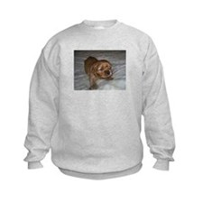 Ruby puppy Sweatshirt