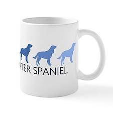 American Water Spaniel (blue  Mug