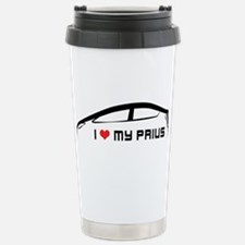 Cute Prius Travel Mug