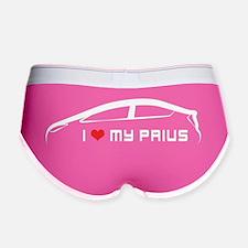 I love my Prius Women's Boy Brief