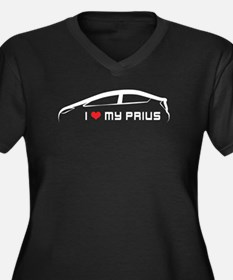 I love my Prius Plus Size T-Shirt