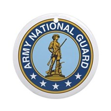 Army National Guard Ornament