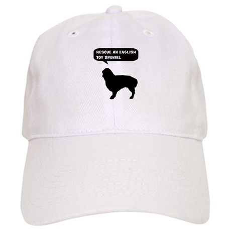 Rescue a English Toy Spaniel Cap