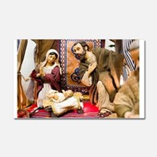 Nativity Car Magnet 20 x 12