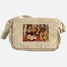 Nativity Messenger Bag