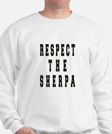 Respect the Sherpa Jumper
