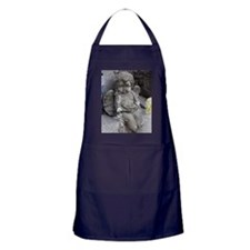 New Orleans Angel  Apron (dark)