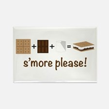 SMore Please Magnets
