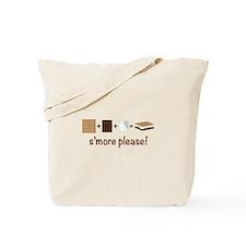 SMore Please Tote Bag