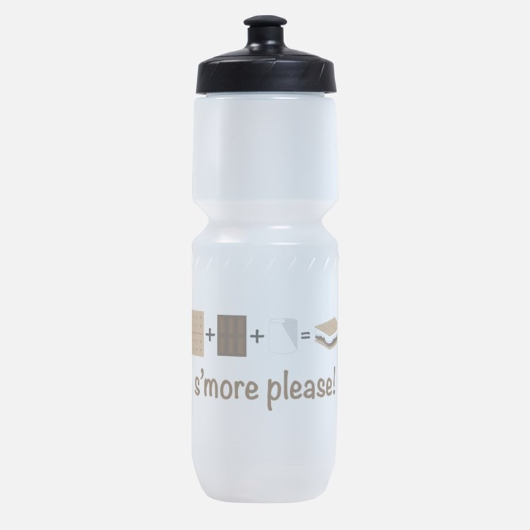 SMore Please Sports Bottle