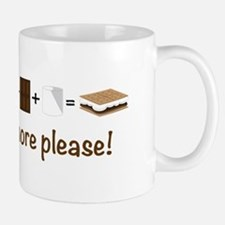 SMore Please Mugs
