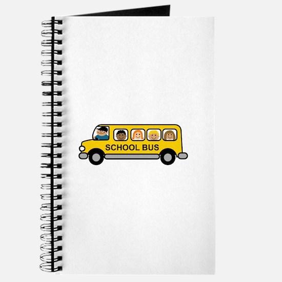School Bus Kids Journal