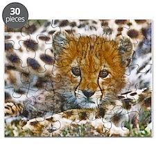 Cheetah Cub Puzzle