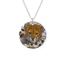 Cheetah Cub Necklace