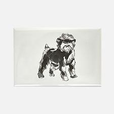 AFFENPINSCHER DOG Magnets
