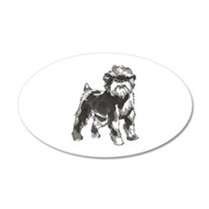AFFENPINSCHER DOG Wall Decal