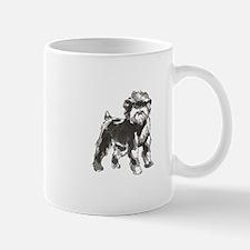 AFFENPINSCHER DOG Mugs