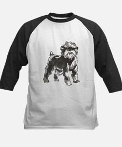 AFFENPINSCHER DOG Baseball Jersey