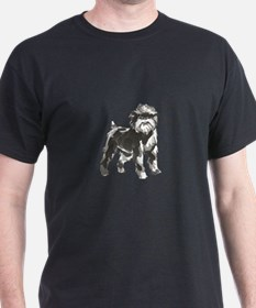 AFFENPINSCHER DOG T-Shirt