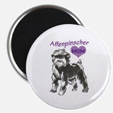AFFENPINSCHER MOM Magnets