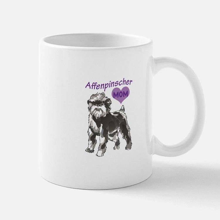 AFFENPINSCHER MOM Mugs