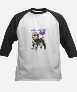 AFFENPINSCHER MOM Baseball Jersey